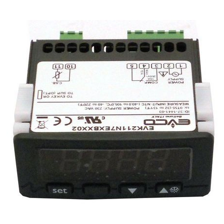 REGULATEUR EVERY CONTROL EVK211 HORIZONN 1200 POSITIVE - BQQ6577