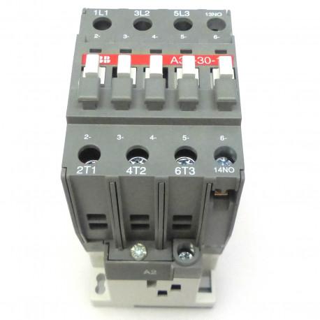 TIQ11518-CONTACTEUR ABB A30-30-10 230V 50/60HZ 32A