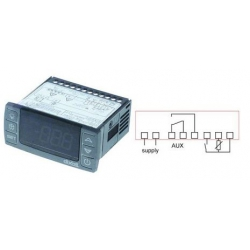 REGULATEUR ELECTRONIQUE DIXELL XR20CX-5N0C0 - CYQ6949