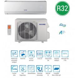 CLIMATISEUR INVERTER R410 MONO SPLIT 2700W 220-240V - PYZQ2