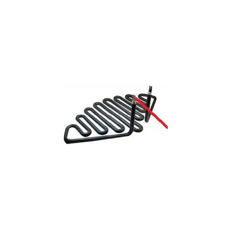 RESISTANCE TRIANGULAIRE MARMITTE 2400W 440V L:360MM L:200MM - EF5305