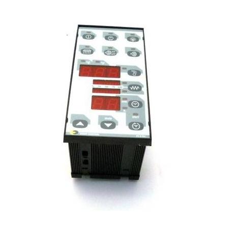 TIQ11605-THERMOSTAT NUMERIQUE EVCO EK354 TCJ/K 230V 67X138MM