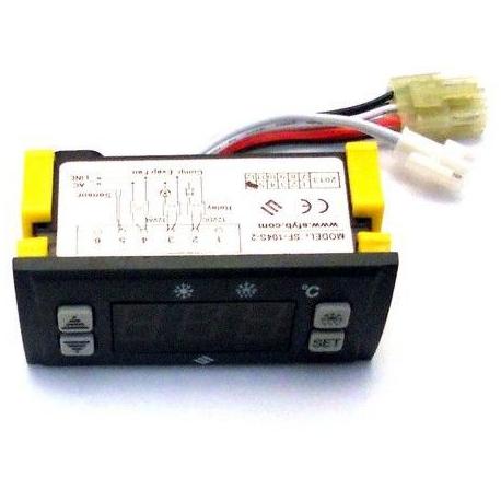 REGULATEUR ELECTRONIQUE NTC 77X35MM 12V TMINI -45°C TMAXI 45 - TIQ11607