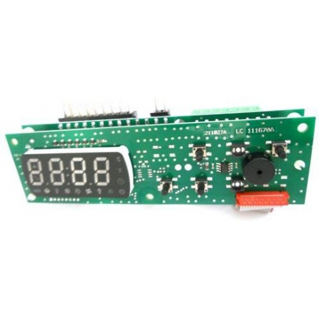 THERMOSTAT DIGITAL NTC 230V 50/60HZ ORIGINE OZTI - BMQ758
