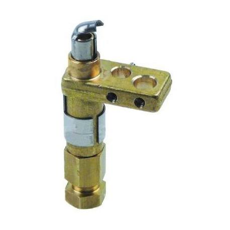 VEILLEUSE A BEC 1 FLAMME GAZ PROPANE INJ 0.22MM ORIGINE - EBFQ670