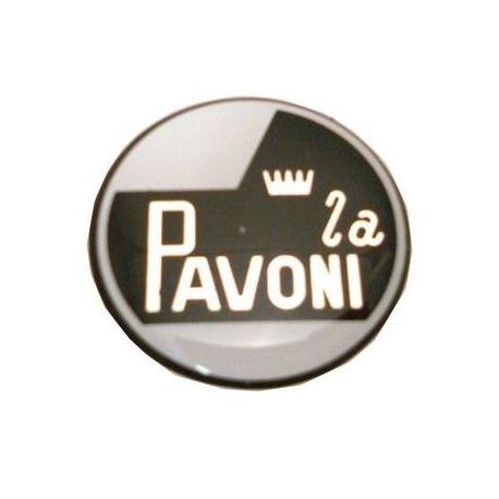 LOGO LA PAVONI Ø30MM ORIGINE PAVONI - CQ377