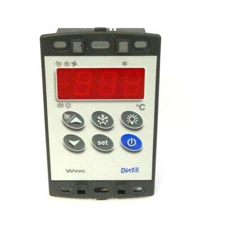 REGULATEUR ELECTRONIQUE DIXELL XW60V NTC/ PTC 56X72MM - TIQ11752