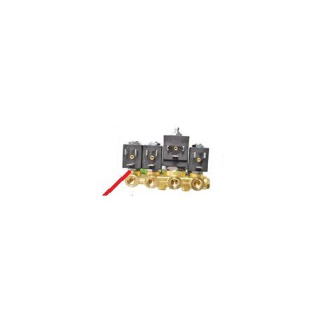 BLOC-4-ELECTROVANNE INOX ODE 2+2+3+2 NECTA 258767 ADAPTABLE - MQN6985