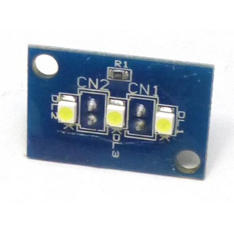 BARRE 1/3 LEDS BLANCHES ORIGINE CONTI - PBQ9601076