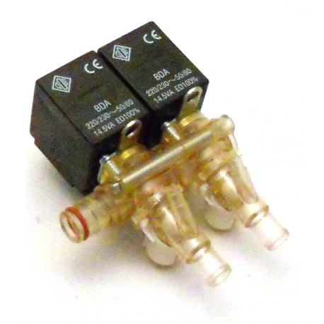 BLOC-2-ELECTROVANNE CRP GAUCHE 230V AC ORIGINE - P875563