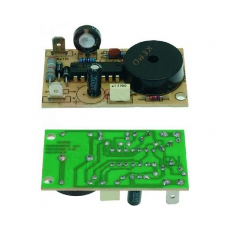 BUZZER SERIE XG 220V ORIGINE UNOX - TIQ10476