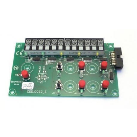 CARTE ELECTRONIQUE ORIGINE DIHR - QUQ6935