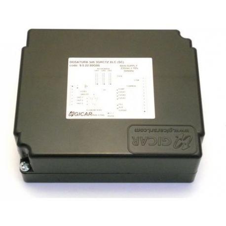 CENTRALE BFC COMPATTA 3D5 CTZ XLC (SC) - IQ6514