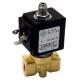 ELECTROVANNE ODE 3VOIES 14.5W 24V AC 50-60HZ ENTREE 1/8F - HQ6749