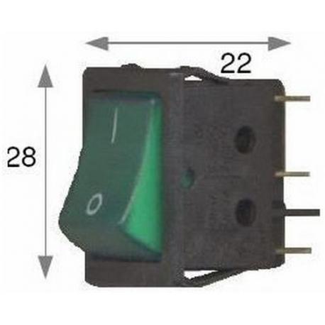 INTER M/A VERT MI6 4 COSSES - EBQ60