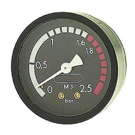 PQ906-MANOMETRE 1/4 2.5 KG. M15