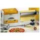 PETRIN ELECTRIQUE 170W 220V+ 3 ACCESS. PATES+LAMINOIR PIZZA - GRQ7723