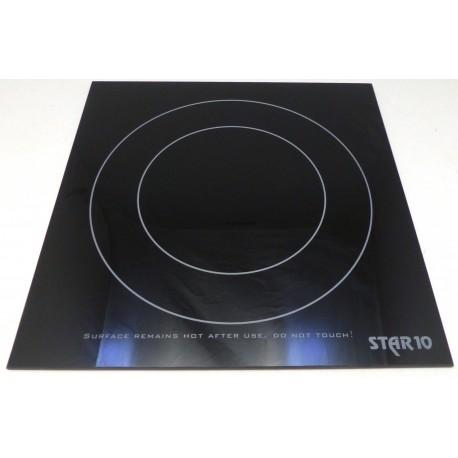 PLAQUE VITRO CERAMIQUE ORIGINE STAR10 - TIQ64730