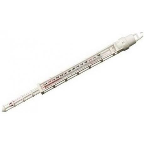 THERMOMETRE CHARCUTIER -10°C +120°C GAINE PLASTIQ GRAD 1°C - GRQ7738