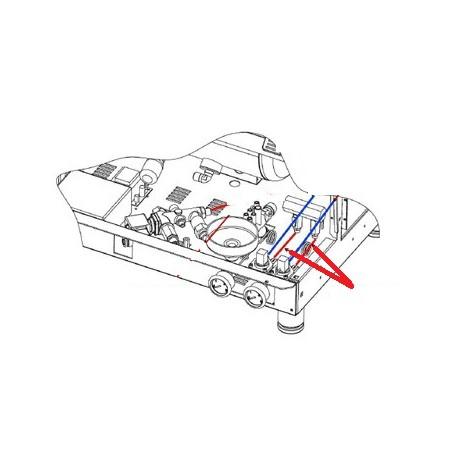 TUBE ALIMENTATION DEBIMETRE ORIGINE CONTI - PBQ935590