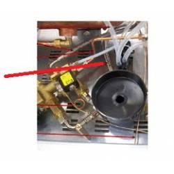 TUBE ELECTROVANNE A ROBINET