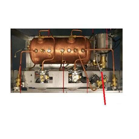 TUBE THERMOSIPHON BAS ORIGINE CONTI - PBQ935594