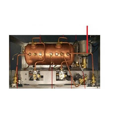 TUBE VAPEUR DROIT XONE ORIGINE CONTI - PBQ935619