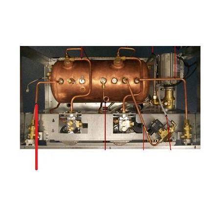 TUBE VAPEUR GAUCHE ORIGINE CONTI - PBQ935610