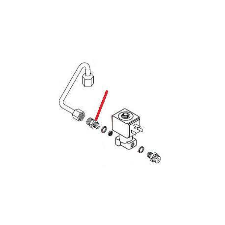 TUYAU GLORIA D8 - L265 ORIGINE ASTORIA - NFQ07555954