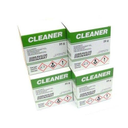 DETERGENT CLEANER LOT DE 4 BOITES DE 15 SACHETS 15GR