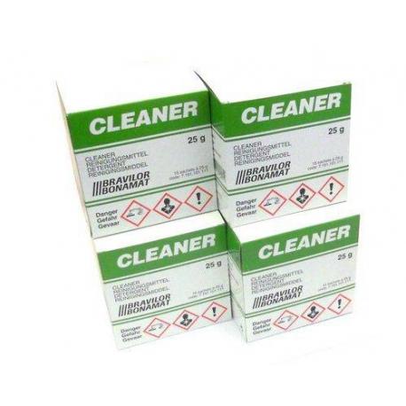 DETERGENT CLEANER LOT DE 4 BOITES DE 15 SACHETS 15GR - OENQ776