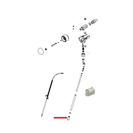 EMBOUT VAPEUR 4 TROUS EASY CREAM ORIGINE SIMONELLI - FQ7808