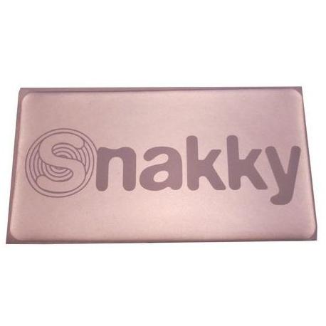 PLAQUE LOGO SNAKKY NECTA 0V3455 ORIGINE - MQN6902