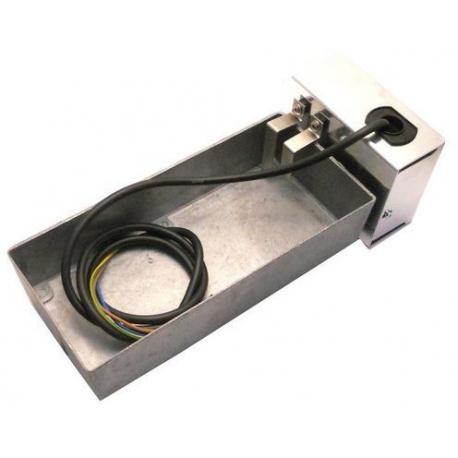 CUVETTE EVAPORATION CHAUFFEE 230V 300W AVEC ELECTRODE NIVEAU - TIQ11868