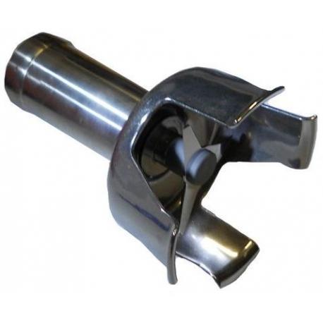 CLOCH INOX MP550A EQU SAV ORIGINE ROBOT COUPE - EBOB6185