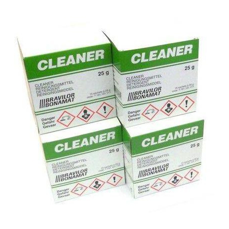 DETERGENT CLEANER 4X25GR BRAVILOR ORIGINE - OENQ854