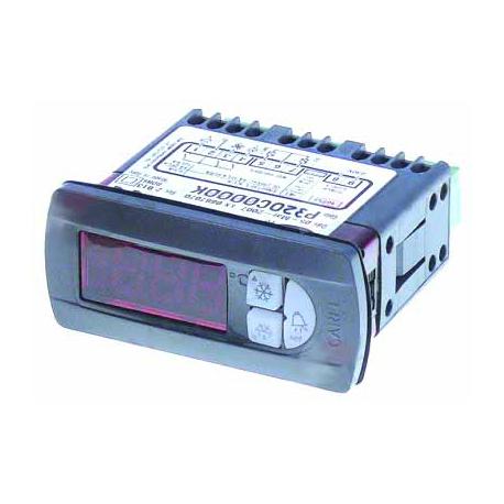 THERMOSTAT NUMERIQUE CAREL AVEC PLASTRON 230V 50HZ - VFQ6563