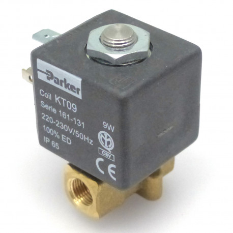 ELECTROVANNE 2VOIES 230V AC í2.2MM 1/8-1/8 - IQ6685
