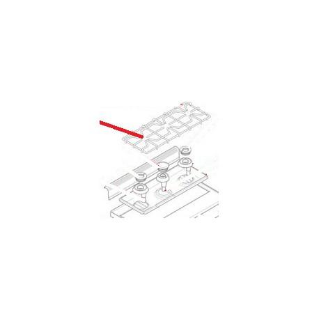 GRILLE DESSUS BRULEURS G6F3H9+T ORIGINE BERTOS - TIQ11983