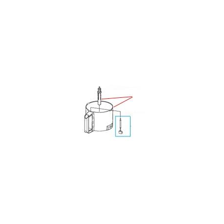 ENS CUVE R201 3L PLASTIQUE ORIGINE ROBOT COUPE - EBOB6031