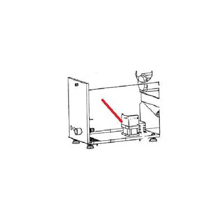 RELAIS TEMPORISE FINDER PRESTIGE 220V ORIGINE CHOCOGAM - PUBQ03