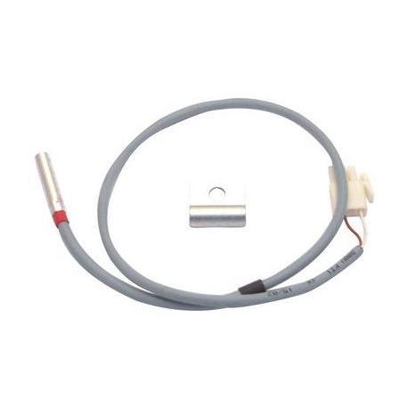 TIQ11928-SONDE PT1000 CABLE PVC TMINI -20°C TMAXI 80°C BULBE:32MM