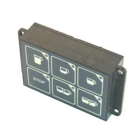 BOITIER DIGITAL MB61B 2-3-4GR - OQ668