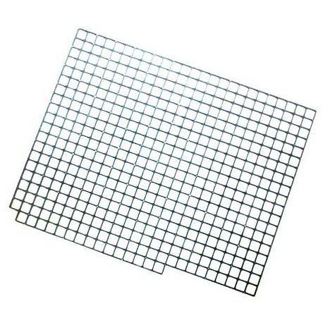 GRILLE PORTE TASSE PLASTIQUE L:397MM - ERQ154