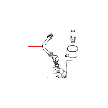 TUBE ALLER D 1GR ORIGINE - OQ150
