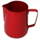 POT WITH MILK 0.625L CASING PTFE RED - IQ7312