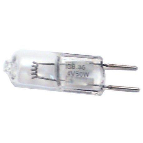 LAMPE HALOGENE 11X44MM CULOT GY6.35 50W 24V - TIQ0647