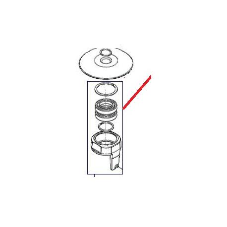 BALADEUR EQUIPE BM20/30 ORIGINE DITO SAMA-ELECTROLUX - QFQ5H5000
