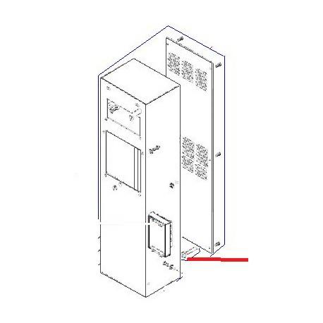 CABLE ALIM. MONO EQ BM20/30 ORIGINE DITO SAMA-ELECTROLUX - QFQ5Q1630