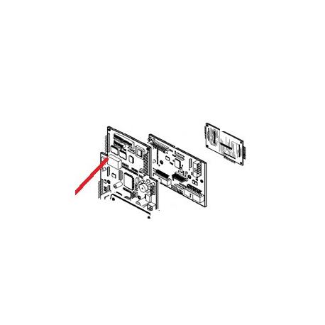 CARTE CONNEXION MEMBRANES ORIGINE CIMBALI - PQ6319